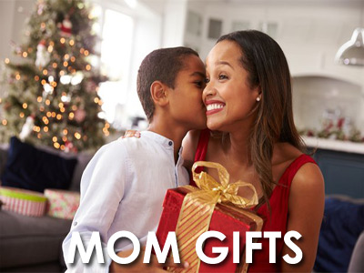 Mom Gifts for School Santa Holiday Shops