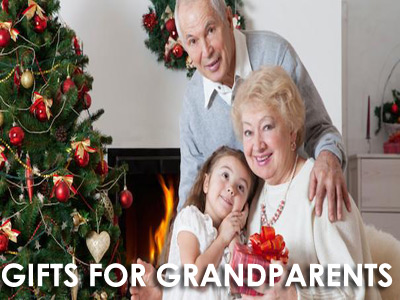 Gift Ideas for Grandparents - School Santa Shop