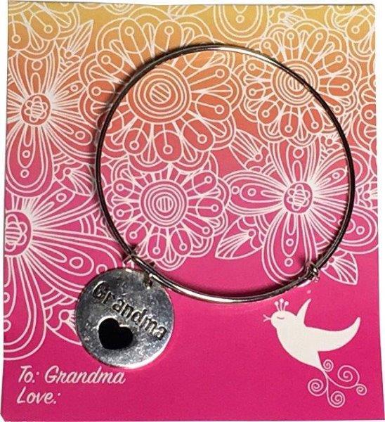 Grandma A&A Design Bracelet - Grandma Gifts - School Shop Smart