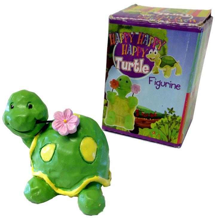 Happy Turtles Figurine - Boys & Girls Gifts - School Shop Smart