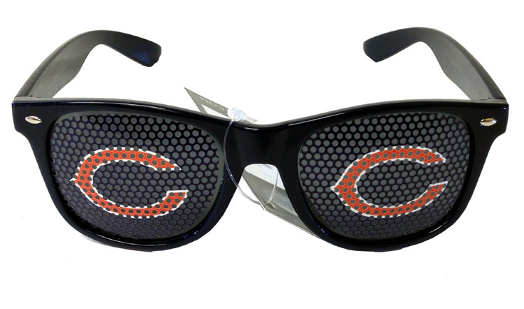 Chicago Bears NFL Game Day Shades - Sports Team Logo Gifts - School Shop Smart