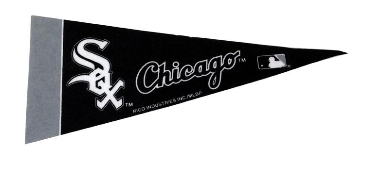 Chicago White Sox - Team Pennant - Sports Team Logo Gifts - School Shop Smart