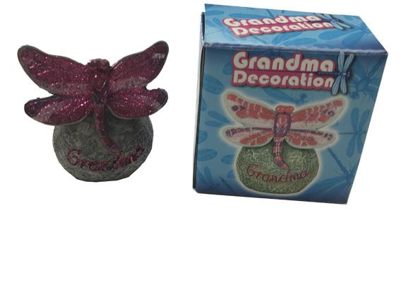 Grandma Stone Decoration