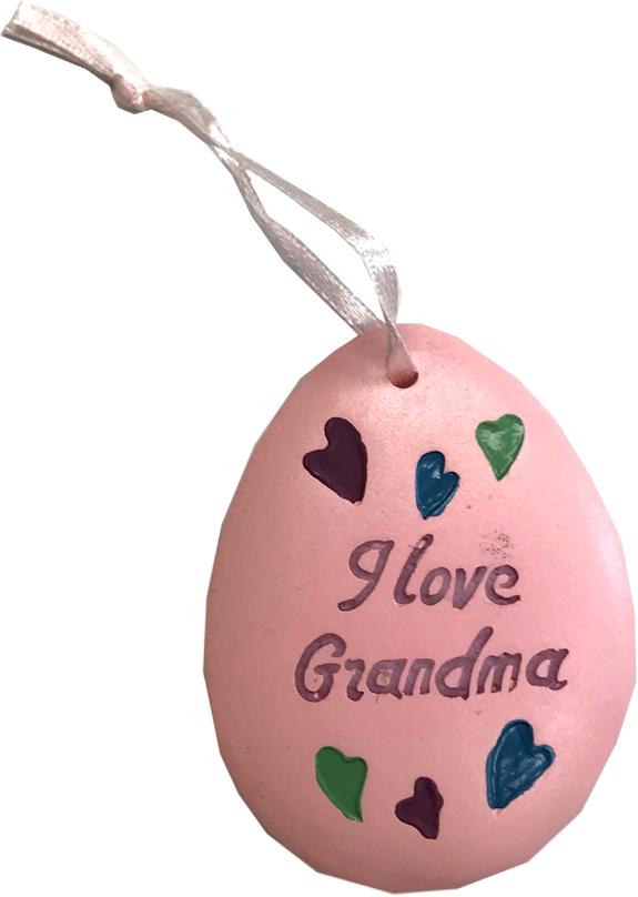 Grandma Ornament - Grandma Gifts - School Shop Smart