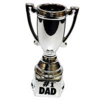 Dad Silver Trophy - Gifts for Dads - School Shop Smart