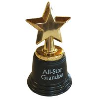 All Star Grandpa Trophy - Grandpa Gifts - School Shop Smart