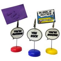 Bubble Notes Memo Clip - Gifts For Everyone Else - School Shop Smart