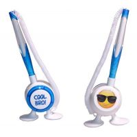 Cool Brother Emoji Pen with Stand - Brother Gifts - School Shop Smart