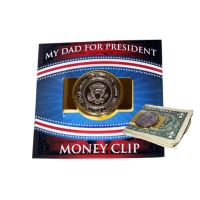 My Dad for President Money Clip - Gifts for Dads - School Shop Smart