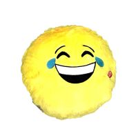 Light Up Emoji Smile Pillow - Boys & Girls Gifts - School Shop Smart