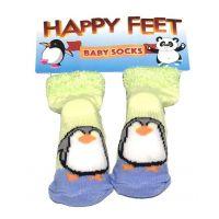 Happy Feet Baby Socks - Gifts for Babies - School Shop Smart
