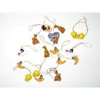 Looney Toons Mini Figurine - Christmas - Holiday Gifts - School Shop Smart