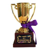 Number 1 Grandma Trophy - Grandma Gifts - School Shop Smart