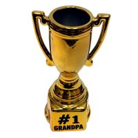 Grandpa Gold Trophy - Grandpa Gifts - School Shop Smart