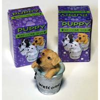 Puppy Welcome Figurine - Gifts For Everyone Else - School Shop Smart