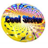 Cool Sister Stone Magnet - Sister Gifts - School Shop Smart