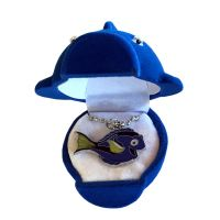 Dory Sea Life Necklace - Matching Box - Jewelry Gifts - School Shop Smart