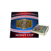 My Grandpa for President Money Clip - Grandpa Gifts - School Shop Smart