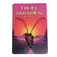Lucky Arrowhead Necklace - Jewelry Gifts - School Shop Smart