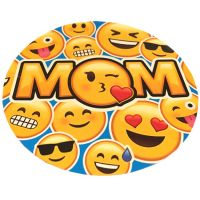 Mom Emoji Magnet - Gifts for Moms - School Shop Smart