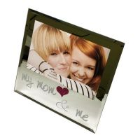 Mom and Me Mirror Picture Frame - Gifts for Moms - School Shop Smart