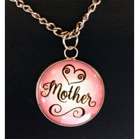 Mother Necklace on Card - Gifts for Moms - School Shop Smart