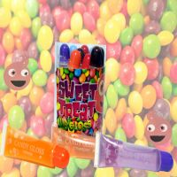 Candy-Flavored Lip Gloss