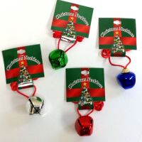 Jingle Bells Necklace on Cord