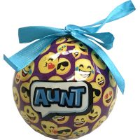 Aunt Ornament - Aunt Gifts - School Shop Smart