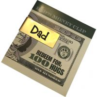 Dad Money Clip - Gifts for Dads - School Shop Smart