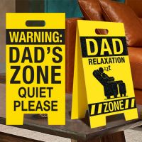 Dad Relaxation Zone Sign - Gifts for Dads - School Shop Smart