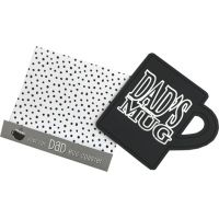 Dad Drink Coaster - Gifts for Dads - School Shop Smart