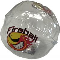 10 inch Light-up Inflatable Fire Ball - Boys & Girls Gifts - School Shop Smart
