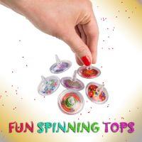 Fun Spinning Top - Boys & Girls Gifts - School Shop Smart