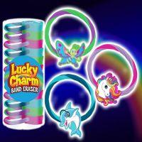 Lucky Charm Eraser Band - Boys & Girls Gifts - School Shop Smart