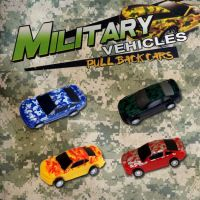 Military Pull Back Car - Boys & Girls Gifts - School Shop Smart