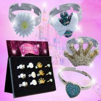Princess Fashion Ring Assorted - Boys & Girls Gifts - School Shop Smart