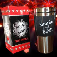Simply the Best Stainless Steel Mug - Gifts For Women - School Shop Smart