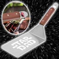 Star Dad 14'' BBQ Spatula - Gifts for Dads - School Shop Smart