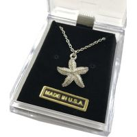 Starfish Necklace - Jewelry Gifts - School Shop Smart