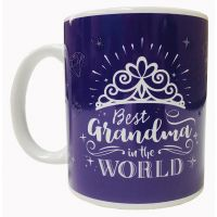 "Grandma Mug ""Best in the World"" - Grandma Gifts - School Shop Smart"