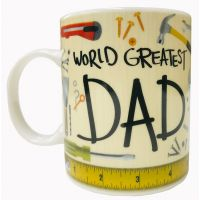Worlds Greatest Dad Mug - Gifts for Dads - School Shop Smart
