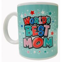 World's Best Mom Mug - Gifts for Moms - School Shop Smart